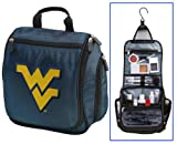 WVU Cosmetic Bag or NCAA Mens Shaving Kit - Travel Bag West Virginia University at Amazon.com
