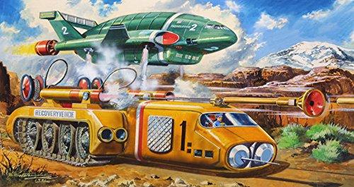 サンダーバードシリーズNo.13 電動走行磁力牽引車