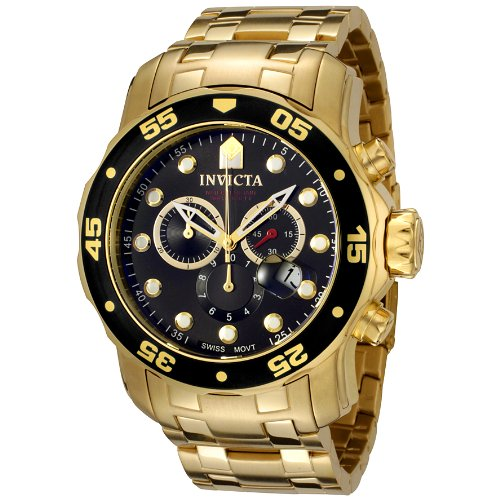 Invicta Men's 0072 Pro Diver Collection Chronograph