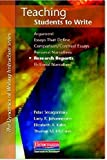 img - for Teaching Students to Write Research Reports (Dynamics of Writing Instruction) by Elizabeth Kahn (2012-03-06) book / textbook / text book