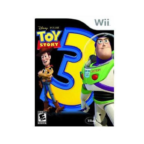 New Disney Interactive Disney Pixar Toy Story 3 Action/Adventure Game Complete Product Retail Wii