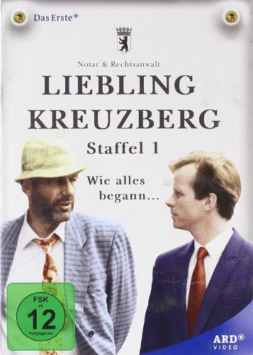 Liebling Kreuzberg - Staffel 1 [2 DVDs]