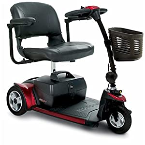 Go Go Travel Vehicle Elite Plus 3 Wheel Scooter