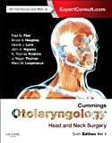 img - for Cummings Otolaryngology: Head and Neck Surgery, 3-Volume Set, 6e (OTOLARYNGOLOGY (CUMMINGS)) book / textbook / text book