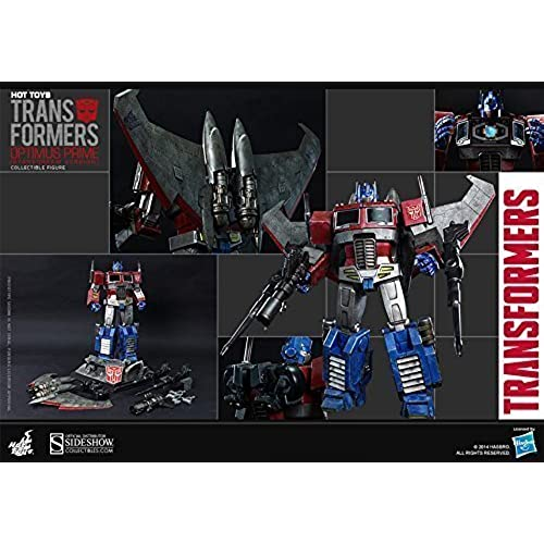 Hot Toys Transformers Generation 1 G1 Optimus Prime (Starscream Version) 12 Collectible Action Figure by Hot Toys [병행수입품]