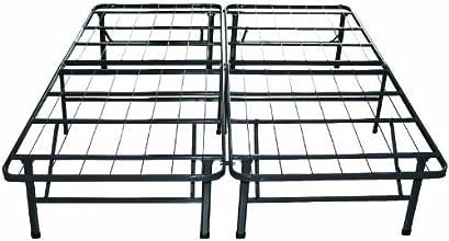 Sleep Master Platform Metal Bed Frame/Mattress Foundation, Queen