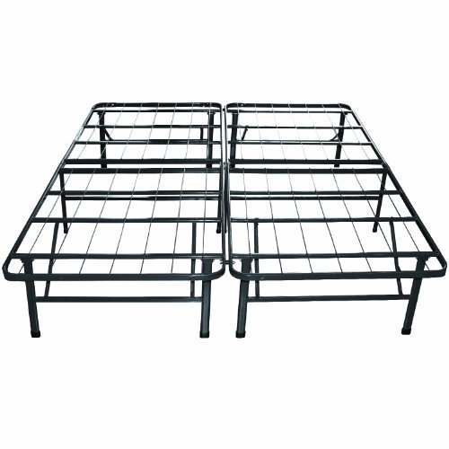 Sleep Master Platform Metal Bed Frame/Mattress Foundation, Full