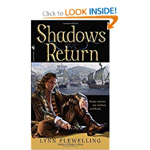 Shadows Return (Nightrunner, Bk. 4) by Lynn Flewelling