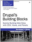 Book Cover For Drupal's Building Blocks: Quickly Building Web Sites with CCK, Views, and Panels