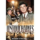 The Untouchables: Season 2, Vol. 1 ~ Robert Stack