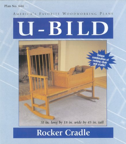 U-Bild 644 Rocker Cradle Project Plan front-55797