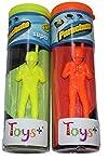 Toy Skydiver Parachute Men 2 Piece Se…