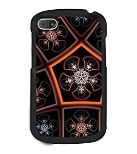 Vizagbeats Chandliers Back Case Cover for BLACKBERRY BBQ10