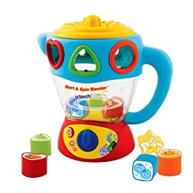 VTech Infant Learning Sort and Spin Blender