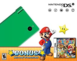 Nintendo DSi Bundle Green