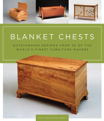 Blanket Chests: Outstanding Designs From 30 Of The World'S Finest Furniture Makers front-847431