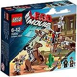 Lego Movie - 70800 - Jeu De Construction - L'évasion En Planeur