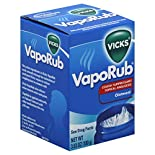 Vicks VapoRub Cough Suppressant/Topical Analgesic, Ointment, 3.53 oz.