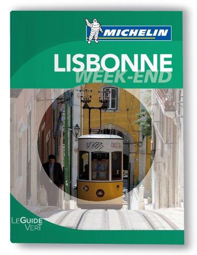 Lisbonne Guide Vert Week-End Michelin 2011-2012
