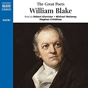 The Great Poets: William Blake Audiobook