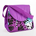 Ella Kids' Insulated Lunch Bag (Sapphire Flutter)