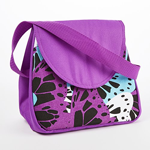Fit & Fresh Kids' Ella Insulated Lunch Bag, Sapphire - 1