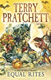 Terry Pratchett Equal Rites: A Discworld Novel: 3