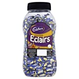 CADBURY'S CHOCOLATE ECLAIRS 100g