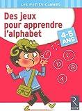 Des jeux pour apprendre l'alphabet