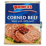 Princes Corned Beef 340g (Pack of 6 x 340g)