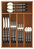 Chef Essential Bamboo Utility Drawer Organizer