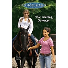 The Winning Summer (Keystone Stables)