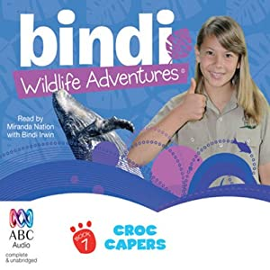 Croc Capers Audiobook
