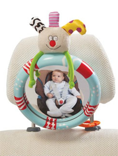Kooky Rear Facing Baby View Mirror - 1
