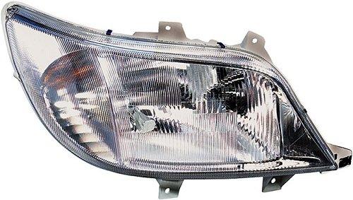 Headlight Right Passenger Side Dodge Mercedes Sprinter CDI 2000-2007 Bg82046 (Freightliner Head Lights 2002 compare prices)