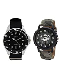 Relish Analog Round Casual Wear Watches For Men - B01A5717B8