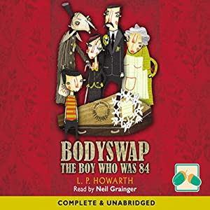 Bodyswap Audiobook