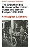 The Growth of Big Business in the United States and Western Europe, 1850-1939 (Studies in Economic and Social History)