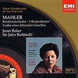 Acquista Mahler: Kindertotenlieder - 5 Rückertlieder - Lieder eines fahrenden Gesellen