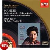 Mahler: Kindertotenlieder - 5 Rückertlieder - Lieder eines fahrenden Gesellen