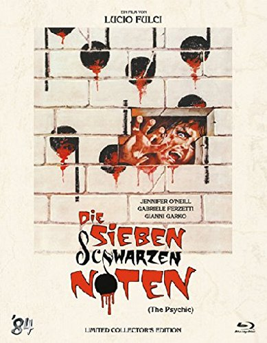 Die sieben schwarzen Noten (The Psychic) [Blu-ray] [Limited Collector's Edition]