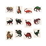 72 Dinosaur Temporary Tattoo Tattoos Stickers 2