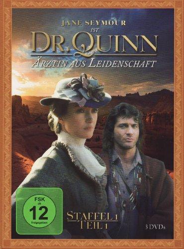 Dr. Quinn - Staffel 1.1 [3 DVDs]