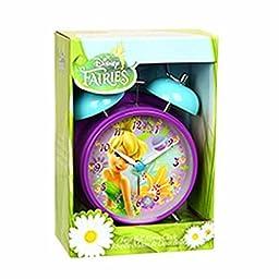 Disney Fairies Twin Bell Alarm Clock