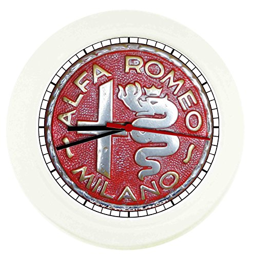Orologio da parete Alfa Romeo Vintage (2° versione)
