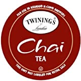 Twinings K-Cup Chai Tea, 24 Count