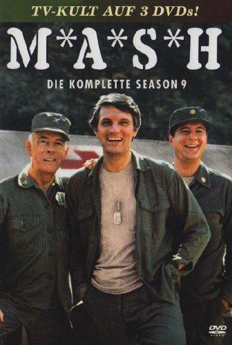 M*A*S*H - Die komplette Season 09 (3 DVDs)