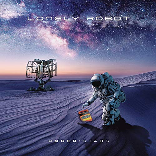 CD : LONELY ROBOT - Lonely Robot - Under Stars
