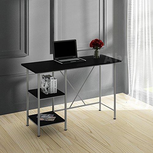 desk-shelf-unit-computer-pc-table-study-workstation-for-home-office-furniture-black
