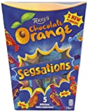 Terry's Chocolate Orange Segsations Boxed Chocolates 330 g (Pack of 6)